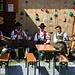 Dank der 125jährigen Jubiläumsfeier wurde ich auf der Konstanzer Hütte von einer Tiroler Blaskapelle empfangen :-)
