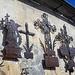 Antiche croci del cimitero