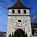Le château est sur le canton de Zurich (je ne le savais pas)