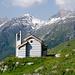 Kapelle auf der Lauchernalp