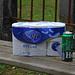 Weil meine letzte Rolle WC-Papier zu Hause aufgebraucht war brauche ich nun Nachschub - aber ohne Hamsterkauf, dafür mit einem Bier !