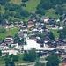 Zoom zum Safran-Dorf Mund.
