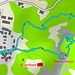 <b>Tracciato GPS Punt da Canaa e Punt dal Farügin.</b>