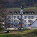 Hotel Bad Schauenburg (480m) im Röserental.