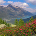 Oberengadin - ideal um mit dem Bergsteigen zu beginnen