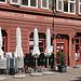 """Rheinfelden (265m): Hoffentlich öffnen die Restaurants in der Schweiz bald wieder, der zur Zeit paranoide herrschende """"Lockdown"""" wegen der Coronapandemie soll so bald wie möglich beendet werden!"""