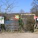Leider ist auch dieses schön gelegene Fischrestaurant am Rhein bei Möhlin wegen den Coronavirus geschlossen!