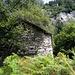 Die Cascina (Hütte, Stall) bei Koord. 2 721 546, 1 128 255