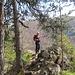 Ein Männlein steht auf dem Fels