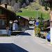 Nach einer herrlichen Abfahrt machte ich einen kurzen Rast in Saxeten (1110m) bevor es weiter abwärts ging nach Interlaken.