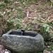 Brunnen im Murgtal aus der Zeil des Straßenbaus im 19. Jh.