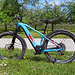 mein Stahlross, Cube Reaction Hybrid EXC 625, 29, petrol n red<br />E-Bike Hardtail Mountainbike.