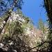Felswände Mühlauer Aussicht