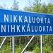 Ankunft in Nikkaluotka
