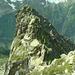 Sunnighorn, Vorgipfel