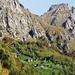 Frasnedo (1287 m) und der Monte di Frasnedo (1993 m)