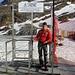 Zurück bei Indren (3275m) - wir verlassen das Hochgebirge und tauchen in die Zivilisation ein.