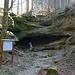 Naturdenkmal Dachshöhle (Station 8)