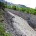 L'ancien bisse de Servaplane traverse le ravin de Perrayre. Je vais tenter de faire pareil.