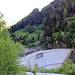 Le barrage de Ferden.