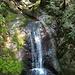 die Wasserfälle sind zwar fast alle recht niedrig