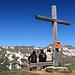 Gipfelkreuz Hüenerchopf