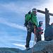 Gipfelfreude am ZRH - hätt nie gedacht, dass ich einmal dort sein darf :o)
