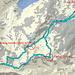 <b>Tracciato GPS Pizzo Lucendro e Fibbia.</b>