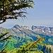 Ein Blick in die Welt der Engelberger Alpen vom Arnigrat aus gesehen.