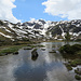 Die Murgseen in traumhafter alpiner Landschaft eingebettet