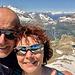 unser obligates Gipfelfoto, heute auf 2506müM