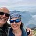 Gipfelfoto auf dem Piz de Molinera
