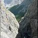 Der Felsenweg durch die Uinaschlucht.