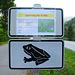Amphibien gehen auch wandern. Da sie keine Verkehrserziehung genossen haben, werden die Straßen für sie zeitweilig gesperrt.