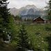 Die idyllische Alp Funtauna Grossa (1920m) wo ich eine kurze Imbisspause aus dem Rucksack einlegte.