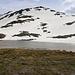 Nach drei Stunden Aufstieg erreichte ich mein geplanter Biwakplatz am Lai da Chazforà (2596m).