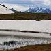Schneeschmelze am maerischen Lai da Chazforà (2596m).