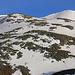 Immer noch winterliche Verhältnisse herrschten Oberhalb 2600m auf der Nordseite vom Piz Turettas (2963m). Vorfreude für den kommenden Morgen kam auf, denn so war die Besteigung vom beinahe Dreitausender doch ein wenig alpin - im August wäre es dagegen eine unschwierige Begwanderung auf den aussichstreichen Gipfel.