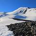 Nur langsam schien der Schnee am Piz Turettas (2963m) dem nahen Sommer zu weichen.