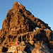 Die erste Felspartie nach der Prievlusa
