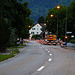 Während der Heimfahrt am frühen Samstag Morgen begegnete ich kaum einem Auto, so waren mir rote Ampeln wie hier in Wittnau (404m) auch egal.
