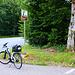 Um sechs Uhr morgens war ich wieder zurück in meinem schönen Kanton. Von der Passhöhe auf 650m zwischen Wittnau und Rothenfluh ging's nun nur noch abwärts bis Liestal.