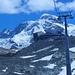 Blick vom Trockenen Steg zum Breithorn