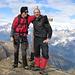 Auf dem Gipfel des Blinnenhorn 3374m