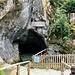 Eingang der Friedrichshöhle