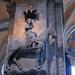 Die Identität des Bamberger Reiter ist nicht gelüftet. Im Mittelalter war er naturalistisch angemalt