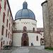 Festung Marienberg (nicht: 'Burg')