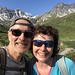 Starterfoto heute mal nicht auf einem Gipfel, sondern next to Schwelliseeli