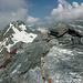 """Am Gipfel """"Chli Glaserhorn"""""""