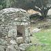 Horno usado por los pastores.